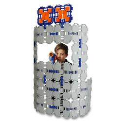 Blaster Boards - 1 Pack | Kids Fort Building Kit For Nerf Wa