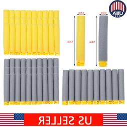 100-500PCS Refill Bullet Darts for Nerf N-strike Elite Serie