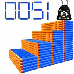 1200 Pack Refill Darts Compatible with Nerf Guns,Universal