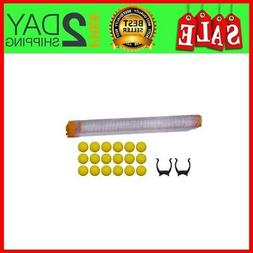 18-Round Refill Pack 12-Round Magazine Accessories Kits Nerf