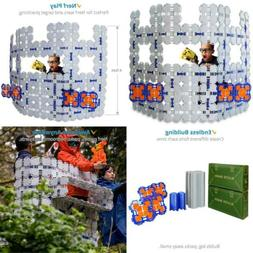 Blaster Boards - 2 Pack | Kids Fort Building Kit for Nerf Wa