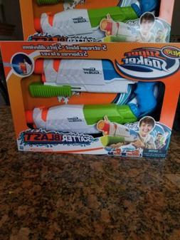 2 X 2pack Nerf Super Soaker Scatter Blast Water Gun Shoots t