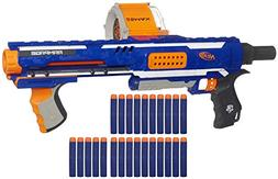 Nerf Rampage N-Strike Elite Toy Blaster with 25 Dart Drum Sl
