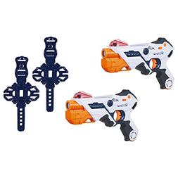 Nerf E2281 AlphaPoint Laser Ops Pro Toy Blasters - Includes
