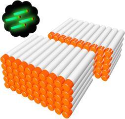 AMOSTING 100Pcs Refill Darts for Nerf N-Strike Elite Modulus