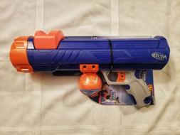 NERF Dog Ball Launcher Gun Pet Blaster Toy Game Medium Impac