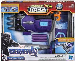 BRAND NEW NERF Assembler Gear, Avengers-Black Panther FREE S