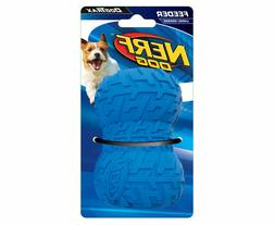 Brand New NERF Dog Feeder Toy ~ Large Tyre INTERACTIVE Treat