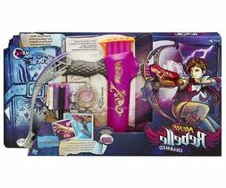 Nerf Rebelle Charmed Everfierce Bow + 4 Colorful Darts with