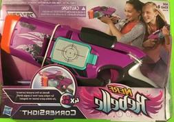 Nerf Rebelle CornerSight Blaster With Darts B7452 Brand New