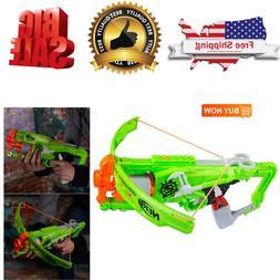 Nerf Crossbow Strike Blaster Zombie Gun Dart Bow Kids Toy Ch