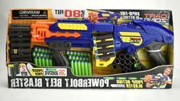 Dart Zone Covert Ops Power Bolt Belt Blaster Brand New in Bo