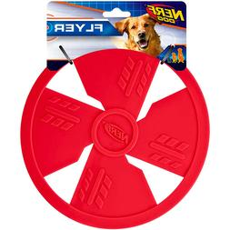 Dog Frisbee Rubber Float Flyer Training Toy Flying Disc for