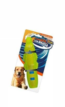 Nerf Dog Super Soaker Water Soaking Squeak Crocodile Fetch T