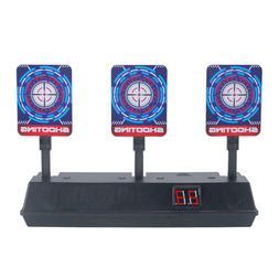 Electronic Digital Scoring Target for Nerf Guns Auto Reset G