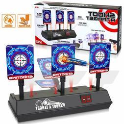 Electronic Scoring Shooting Targets Auto Reset Digital Targe