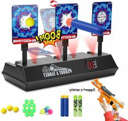 Floating Target Shooting Game Electric Scoring Target for Ne