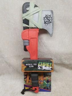 Nerf Foam Doomlands Zombie Strike Wrench Ax Axe Battle Knigh