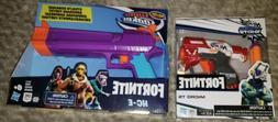 FORTNITE 2 Piece Gun Lot Nerf HC-E Super Soaker Water Blaste