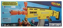 Nerf Fortnite AR-L Elite Dart Blaster GOLD SCAR - FREE SHIPP