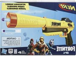 Fortnite NERF Elite SP-L Dart Blaster with Removable Barrel