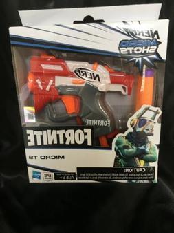 NERF Fortnite Micro Shots TS Shotgun 02 Dart Toy Gun Blaster