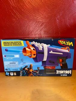 Nerf Fortnite SMG-E Motorized Dart Blaster 6-Dart Clip Nerf