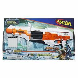 Nerf Gun Doomlands Impact Zone Longarm Blaster Gun Drum Rota