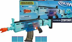 Hasbro Nerf Fortnite AR-Rippley Motorized Elite Dart Blaster