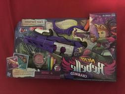 Hasbro: Nerf Rebelle Charmed Fair Fortune  w/ Charm Bracelet