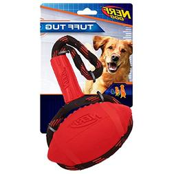 Infinity Rubber Tug Toy Red 12 Inches