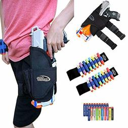 Little Valentine Kids Tactical Waist-Bag and 2 Darts Wrister