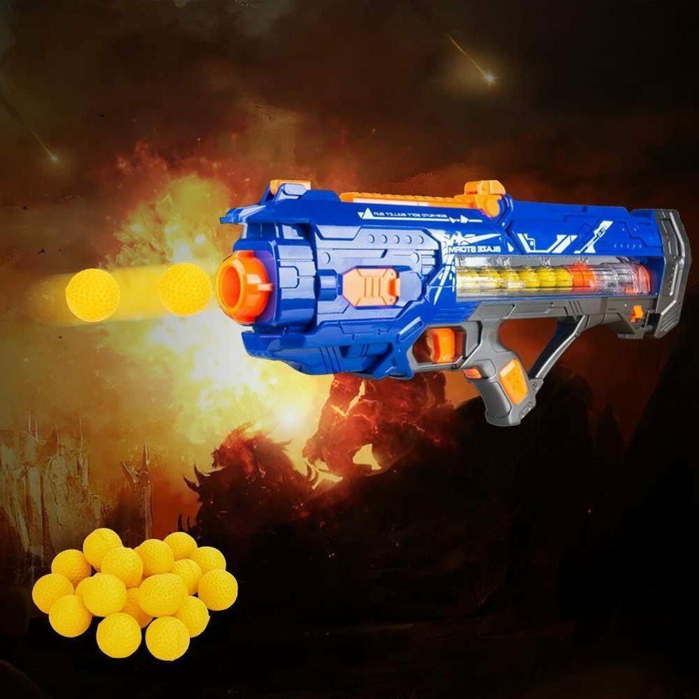 100-Pcs Ball Refill Pack Nerf Blaster Series