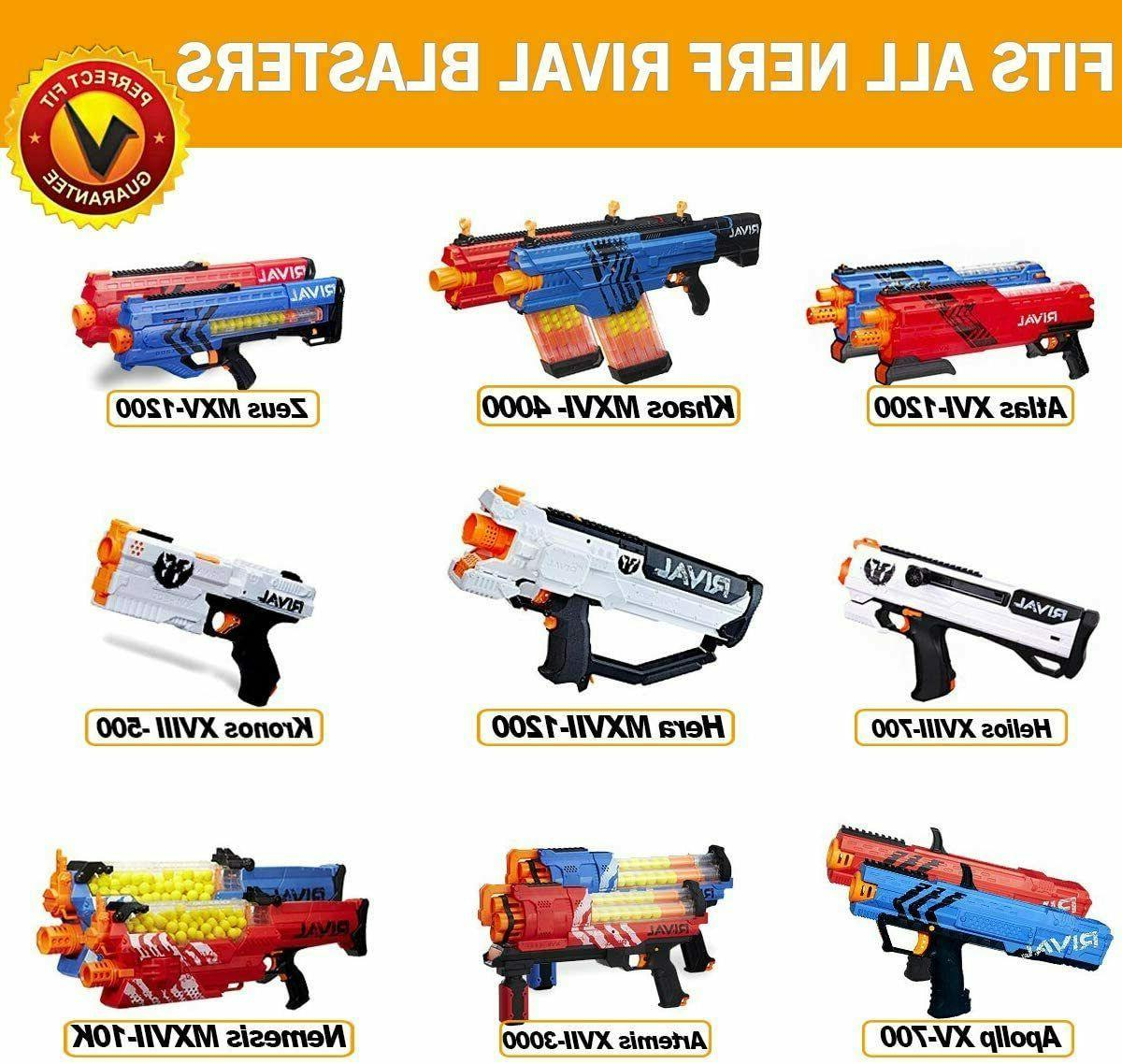 100-Pcs Ball Pack Blaster Series