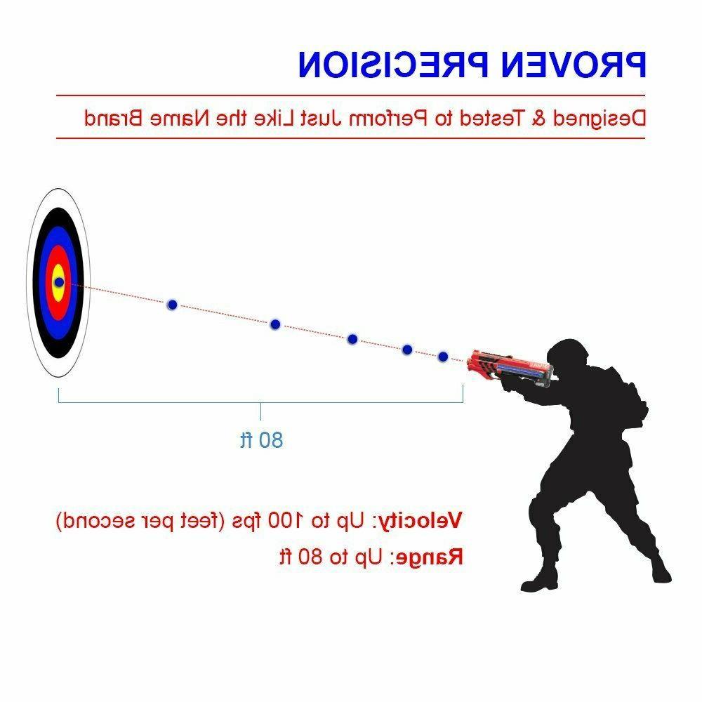 HeadShot Ammo Compatible Bulk *PICK COLOR*