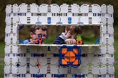 Blaster Boards Pack Building Kit for Nerf Wars