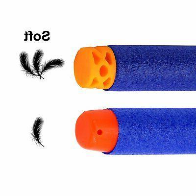 EKIND 200 Pcs Darts for Nerf