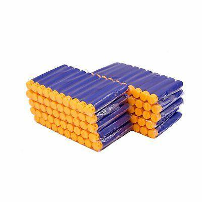 EKIND 7.2cm TPR Soft Darts for Nerf