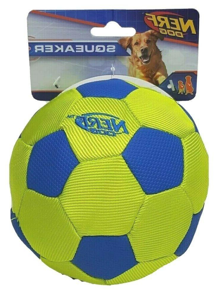 4 5 in squeaker trackshot nylon soccer