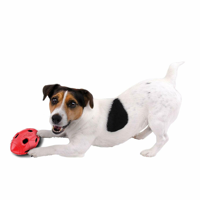 Nerf Dog Bash Red Drool-worthy Dog Love