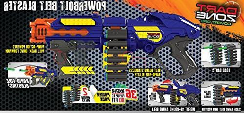 Dart Powerbolt Belt Blaster