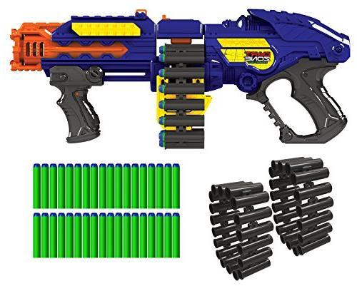 Dart Zone Powerbolt Belt Blaster
