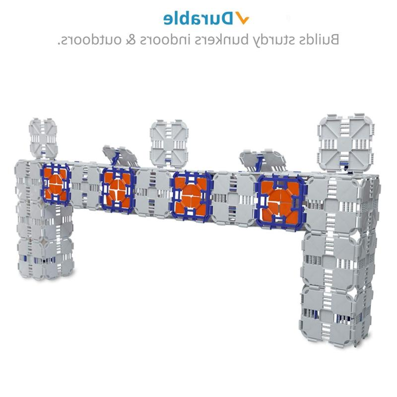 Blaster Boards - 2 Pack Building Kit For Wars And |