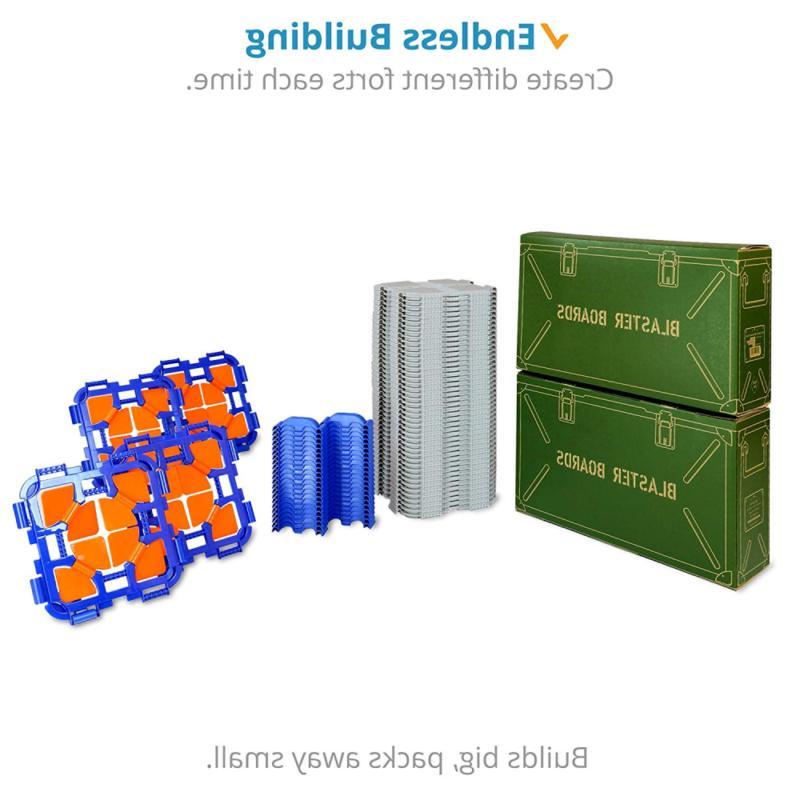 Blaster Boards Pack | Building Kit Nerf