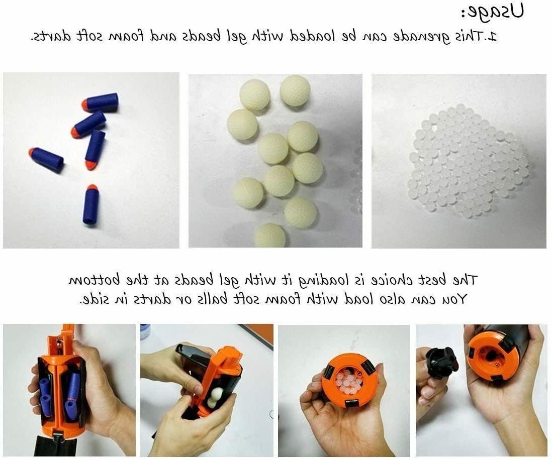 CS-Grenade Darts Pack