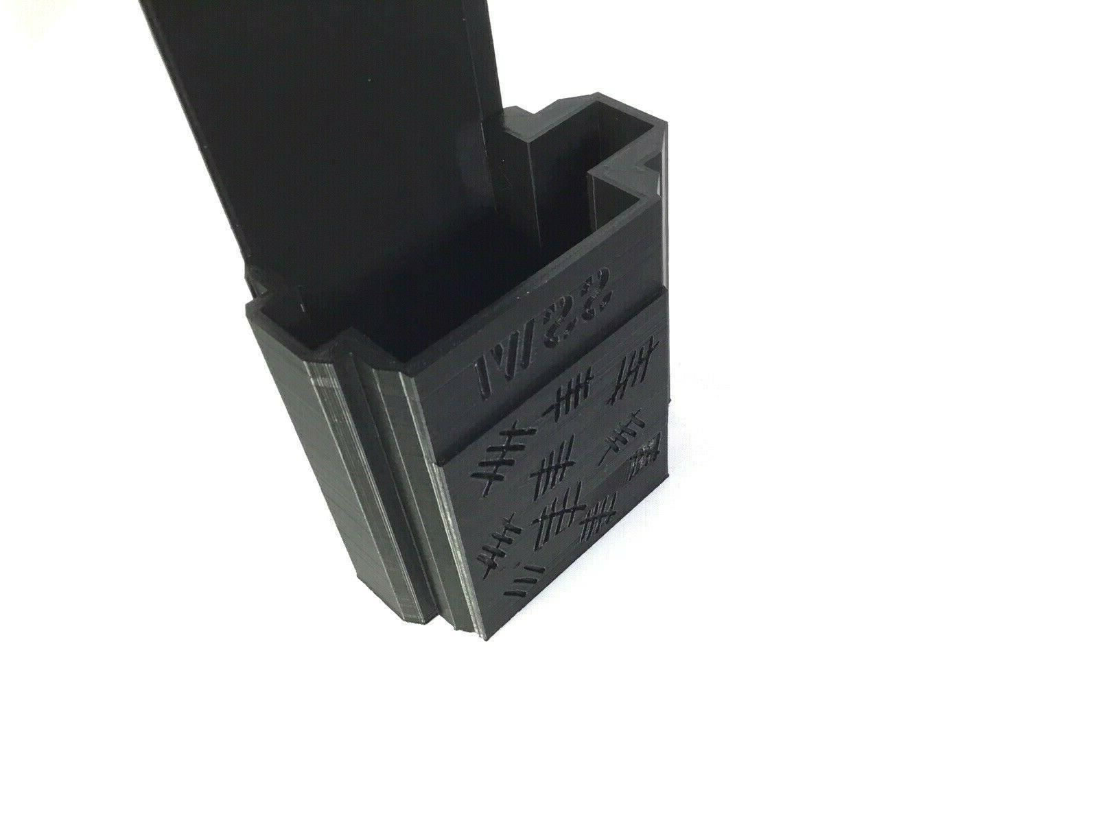 SSWI Custom Vest or Leg Holster Mod - Shot