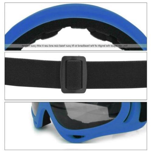 Fstop Gun Accessories, Blaster Face Eye Blue Black