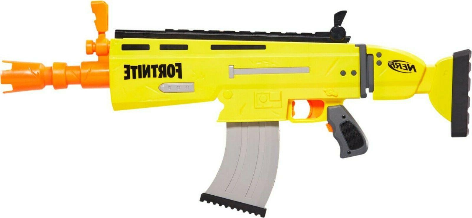 Nerf Fortnite AR-L Dart Blaster GOLD -