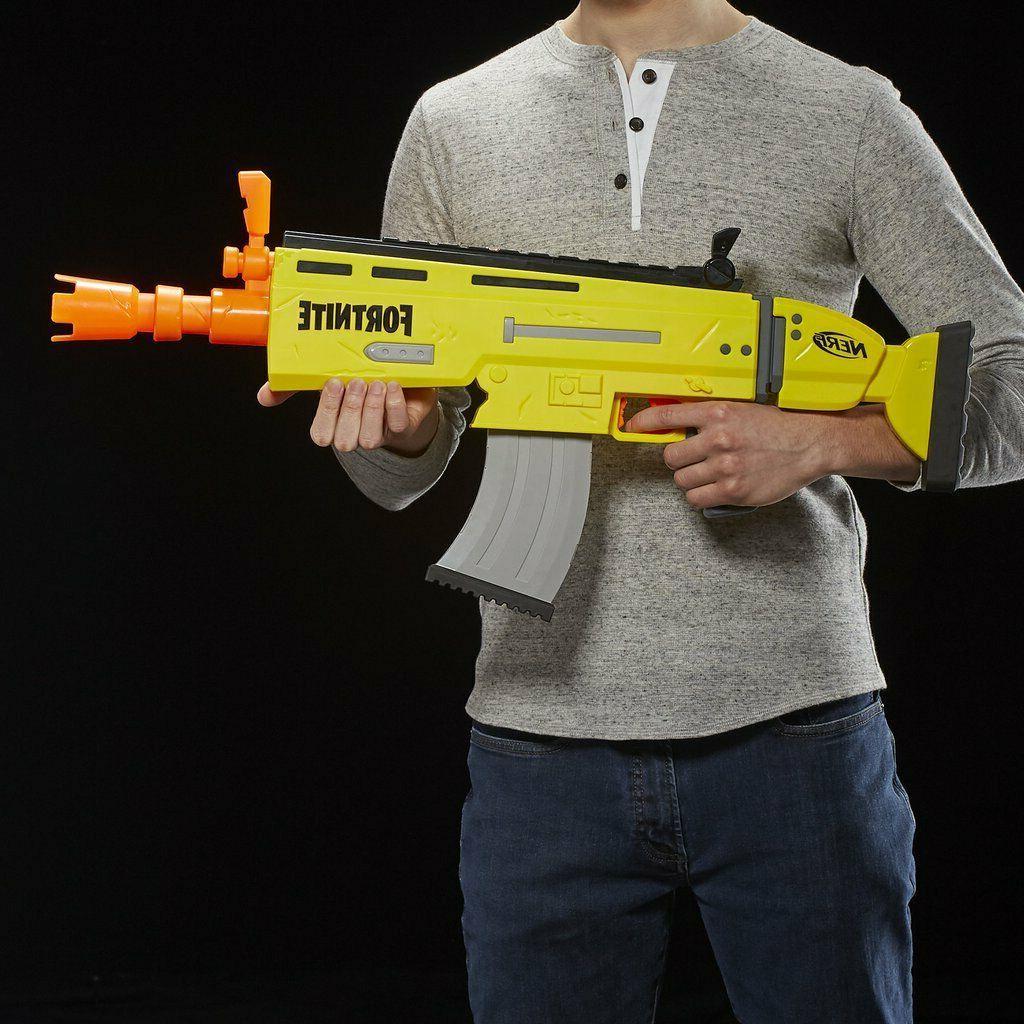 Nerf AR-L Elite Dart - FREE
