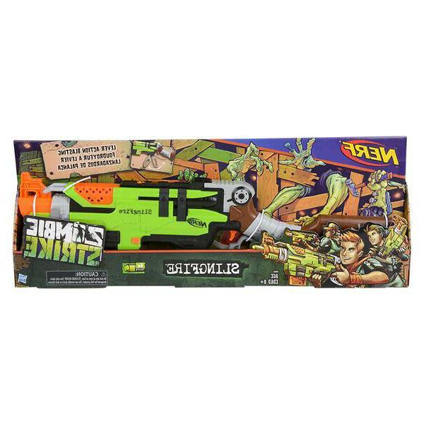 Hasbro Nerf Slingfire Gun Blaster Foam
